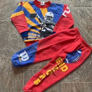 Vintage Wilson outfit